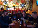 Scott Alfter at Casa Don Juan Mexican Restaurant -Downtown.